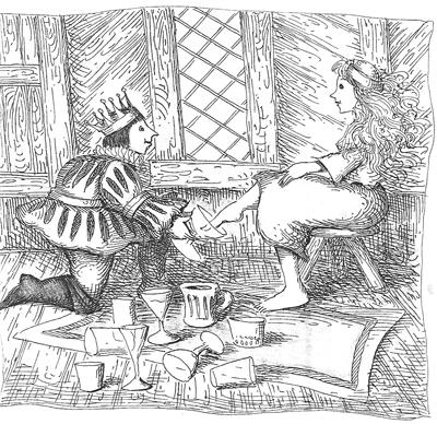 Cinderella Humor