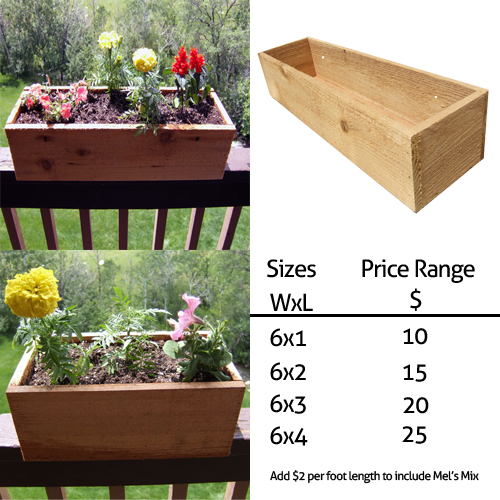 Fence Boxes List