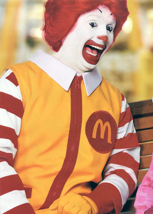 McDonalds and SFG