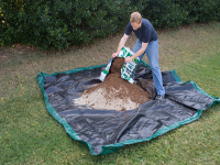 Square Foot Gardening Soil
